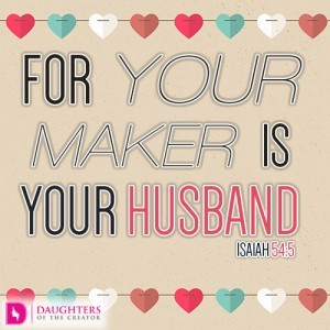 For your Maker is your Husband
