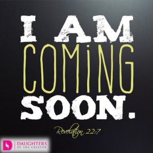 I am coming soon