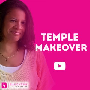 Temple Makeover