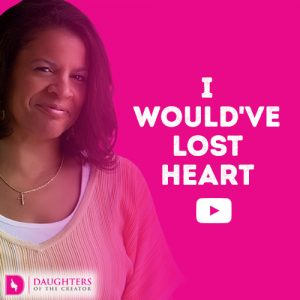 Video Blog - I would've Lost Heart