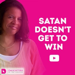 Video Blog - Satan doesn't get to Win