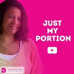 Video Blog - Just my Portion