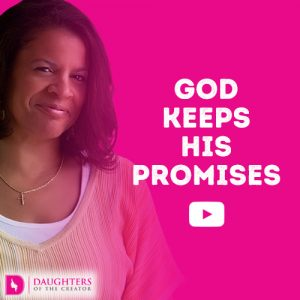 Video Blog - God keeps His Promises