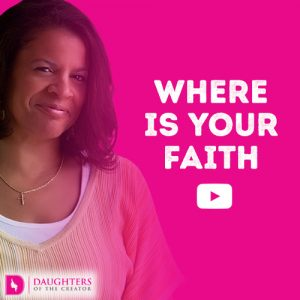 Video Blog - Where is your Faith