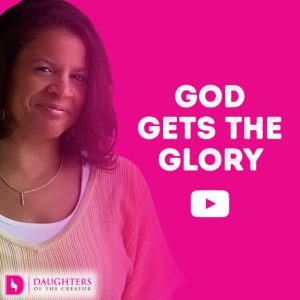 Video Blog - God gets the Glory
