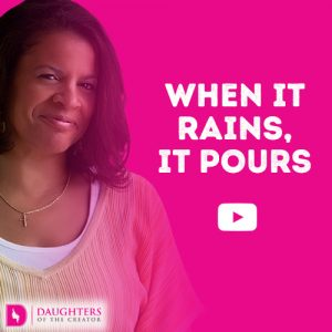 Video Blog - When it Rains, It Pours